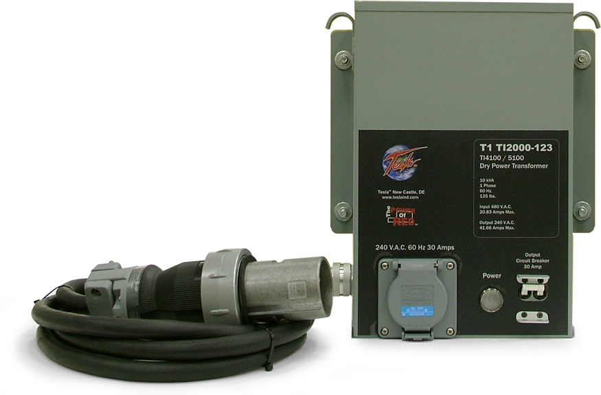 TI2000-123 Dry Power Transformer