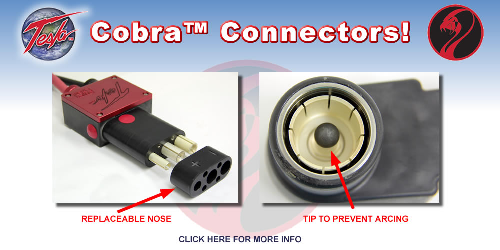 New and Improved Cobra Connectors